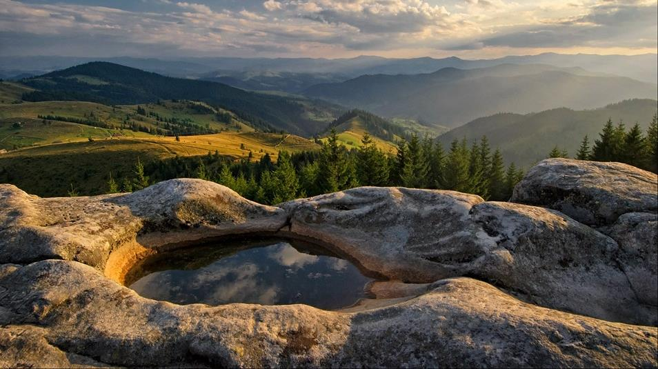 Detox tour to the jjCarpathians